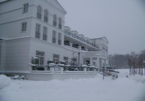 Steigenberger (zingst-im-winter_100_6314.JPG) wird geladen. Ein Zingster Winter erwartet Sie.